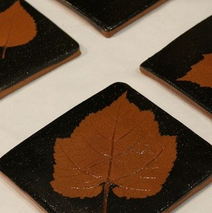 leaf tile home